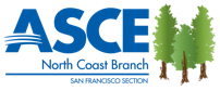 ASCE North Coast Branch Logo